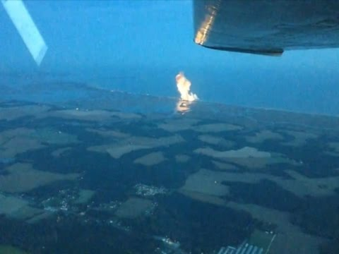 explosion - Observers near Wallops Island recorded what they thought would be a routine rocket launch Tuesday night. What they recorded was a major rocket explosion shortly after lift off. (Oct 29) Subscribe...
