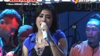 WONG LANANG LARA ATINE   JIHAN   NADA PANTURA   gebang udik 21 september 2016 Video