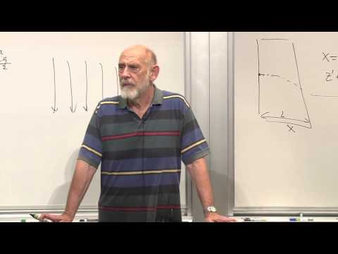 General Relativity - (September 24, 2012) Leonard Susskind gives a broad introduction to general relativity, touching upon the equivalence principle. This series is the fourth in...
