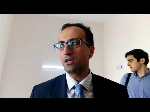 Արսեն Թորոսյանը՝ Ս․ Գրիգոր Լուսավորչի շուրջ ստեղծված սկանդալի եւ ծխելու իրավունք չունենալու մասին - DomaVideo.Ru