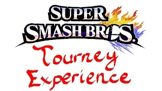 For those of you who want to know what a Smash Bros tournament is like!