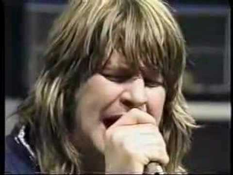 Ozzy Osbourne - Crazy Train online metal music video by OZZY OSBOURNE