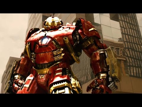 AVENGERS 2 Age of Ultron TRAILER (Movie HD)