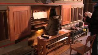 Johann Sebastian Bach: Fuge in C, BWV 553