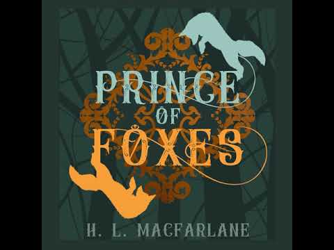 Prince of Foxes audiobook sample