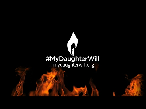 Haiyya-#MyDaughterWill