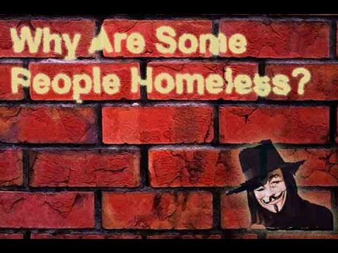 What Causes Homelessness?