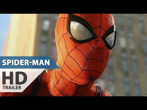 PS4 獨佔超強大作《蜘蛛人》4K 畫質版預告
