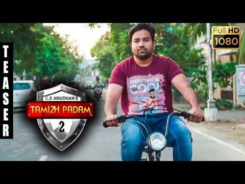 Tamizh Padam 2 Official Teaser | Review, Shiva | #TP2Teaser, C.S.Amudhan