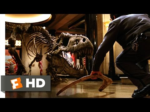 Night at the Museum (1/5) Movie CLIP - Throw the Bone (2006) HD