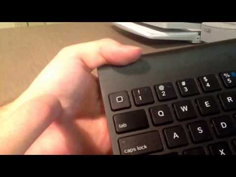Logitech Tablet Keyboard for iPad Review