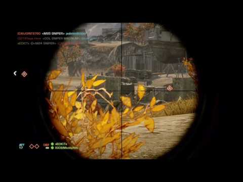 mustyyeti - This is my first gameplay video of Battlefield Bad Company 2. This was recorded over a few separate matches and edited into one. I strictly use sniper rifles...