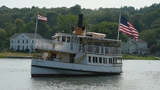 Sabino returns to the Mystic River