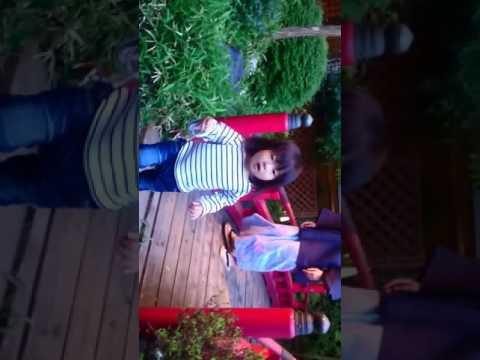 家族旅行2017春、山梨県笛吹市、石和温泉。
