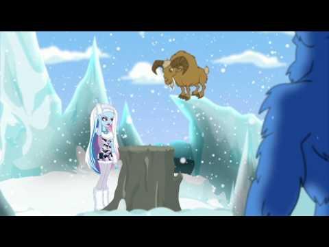 Monster High   S03xE13  Nostalgia glacial (español)