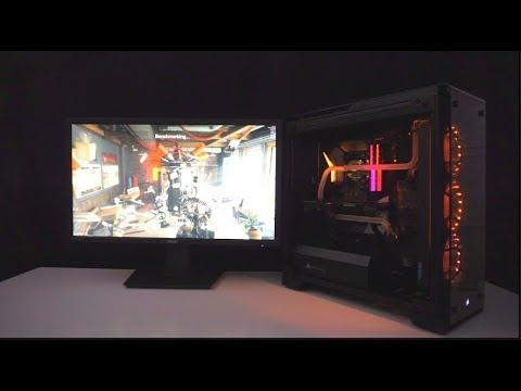 RGB PC mit Wasserkühlung