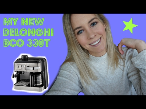 Review: Delonghi BCO 330T Coffee Combi Machine | Coffeemaker