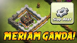 Video GANASNYA MERIAM GANDA! dan KEGUNAAN PERAHU KECIL di Clash of Clans MP3, 3GP, MP4, WEBM, AVI, FLV September 2017