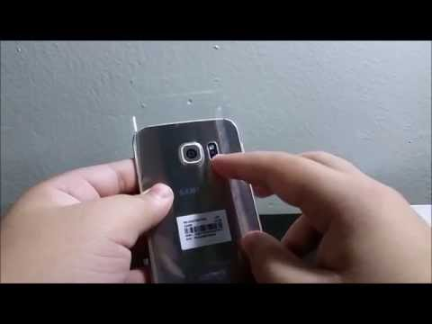 T-Mobile Samsung Galaxy S6 Edge Unboxing & Specs