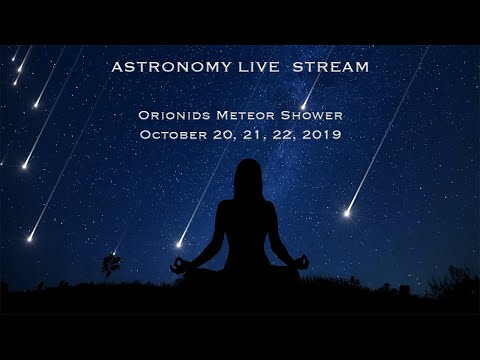 Pre-Orionids Meteor Shower in 4K - Part 2