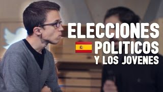 Video GENERAL ELECTIONS in Spain | Politicians and youngsters MP3, 3GP, MP4, WEBM, AVI, FLV Agustus 2018