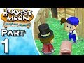 Let s Play Harvest Moon: Magical Melody gameplay Walkth