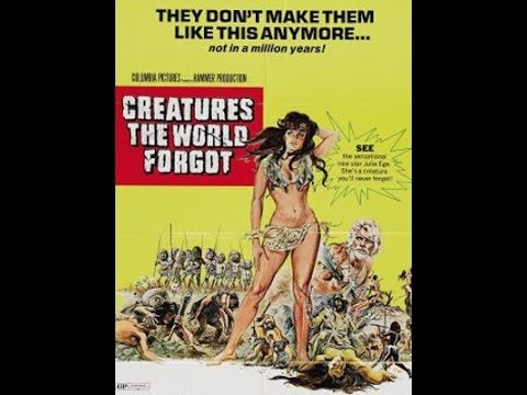 CREATURES THE WORLD FORGOT Trailer (1971) Don Chaffey, Julie Ege Horror Movie HD