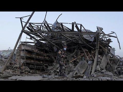Αιματηρή επίθεση στην μεγαλύτερη αεροπορική βάση του Αφγανιστάν