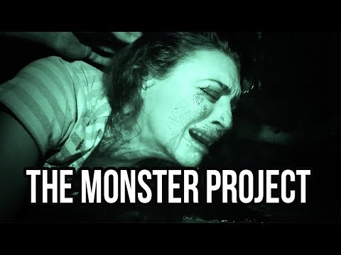 THE MONSTER PROJECT - Horror Movie - chefhawk Trailer 2017 HD