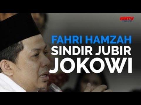 Fahri Hamzah Sindir Jubir Jokowi