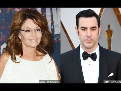Sarah Palin Claims Sacha Baron Cohen Tricks Her Into Humiliating Interview