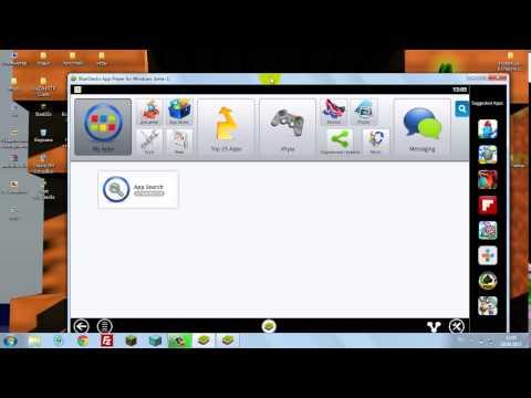 Эмулятор Андроид Для Виндовс 7