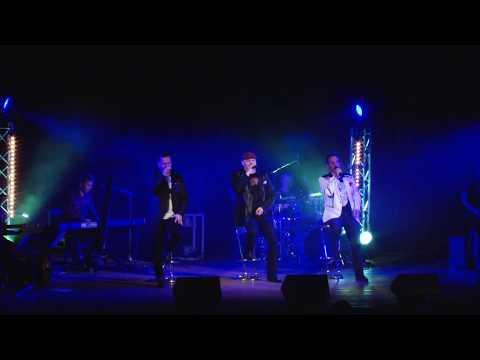 La Gioia v Prešove: Diváci si užili známe hity od speváckeho tria