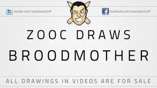 ♦ Zooc Draws - Broodmother (DOTA 2)