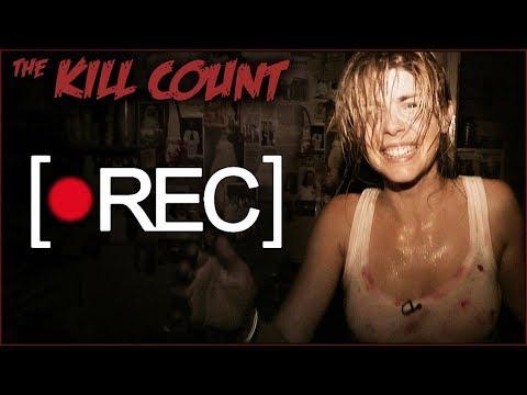[•REC] (2007) KILL COUNT