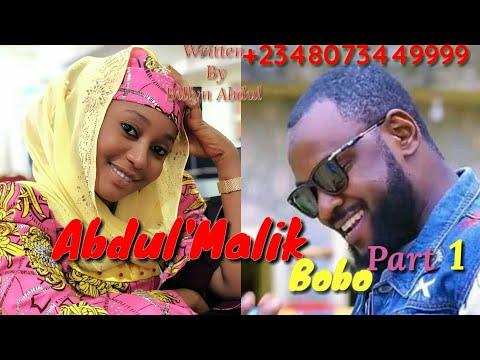 Abdul'Malik Bobo Part 1 January 12/2020