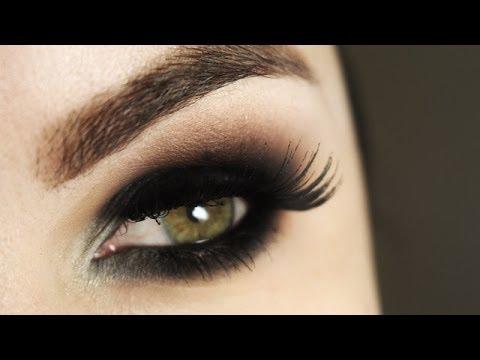 Olho Preto Esfumado