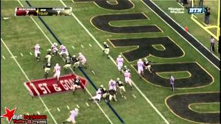 Jacob Pedersen vs Purdue (2012)