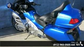 7. 2012 Honda Gold Wing  Audio Comfort Navi XM  - Southeast Mo