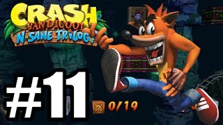 FINALLY the crash bandicoot remake is HERE!! Welcome to the Crash Bandicoot N. Sane Trilogy for the PS4. A few days ago we had a poll on which we would play first. you guys chose that we do them all in order! So thats the plan. Today we start Crash Bandicoot the first one!This game can get pretty tough but hey...its nothing i cant handle right?So sit on down and lets enjoy some games from one of the best eras of video games!Crash Bandicoot N. Sane Trilogy Crash 1twitter - @LordVashPS4