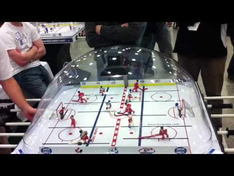 Singles Bubble Hockey Championship Dec 28 Buffalo - Game 1 of Finals