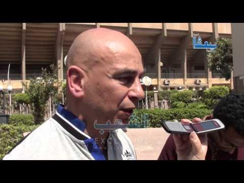 رسالة من حسام حسن إلى النادي الأهلي