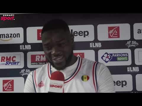 INTERVIEW EXCLUSIVE DE YOUSSOU NDOYE (ALL STAR LNB)