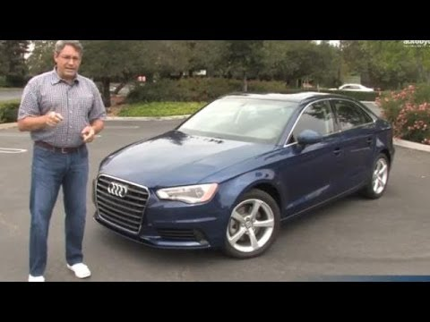 2015 Audi A3 Test Drive and Video Review