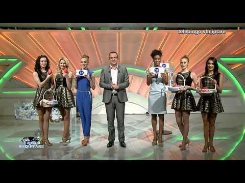 diela shqiptare - TELEBINGO SHQIPTARE, 24 mars 2013