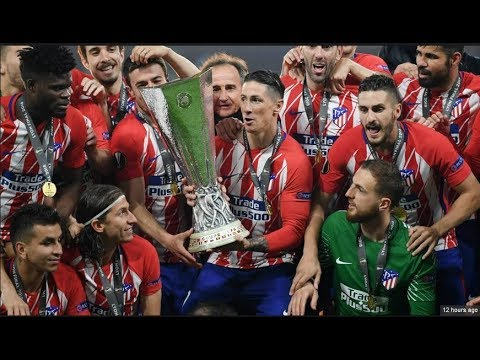 Marseille Vs Atletico Madrid 3-0 All Goals And Extended Highlights - 2018 Europa League Final