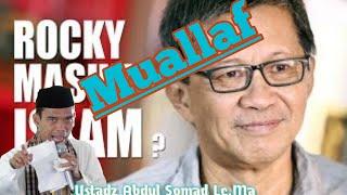 Video Rocky Gerung Mualaf|Nasehat dari Ustadz Abdul Somad MP3, 3GP, MP4, WEBM, AVI, FLV April 2019
