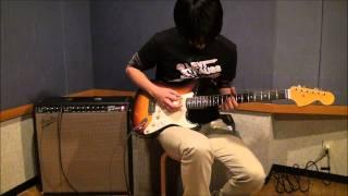Video MJT Aged guitar 1P Alder S-Type Large head FENDER Super Reverb Tone Tubby MP3, 3GP, MP4, WEBM, AVI, FLV Juni 2018