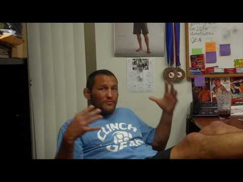 Dan Henderson I dont particularly pay attention to what other people are talking about me