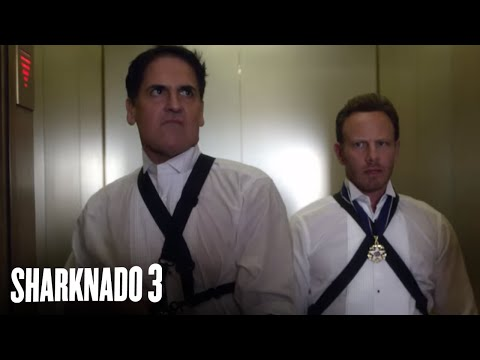 Sharknado 3: Oh Hell No! Trailer